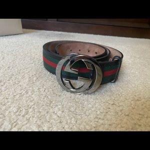 Men's Gucci Authentic belt